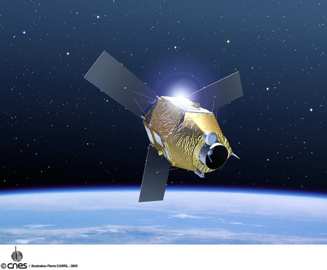 French Pleiades High-Resolution Satellite Reaches Orbit | Geographic Information Technology | Scoop.it