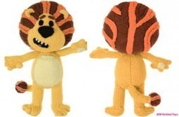 Knitting pattern: Raa Raa The Noisy Lion - Free knitting patterns | Rara the lion | Scoop.it
