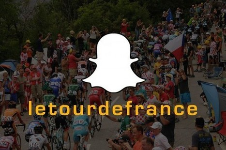 #TDF2014 : un Tour de France résolument connecté ! | e-marketing, le couteau suisse | Scoop.it