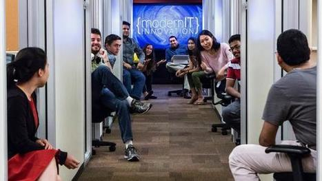 The victims of open offices are pushing back | Virtualization and Clouds | Scoop.it
