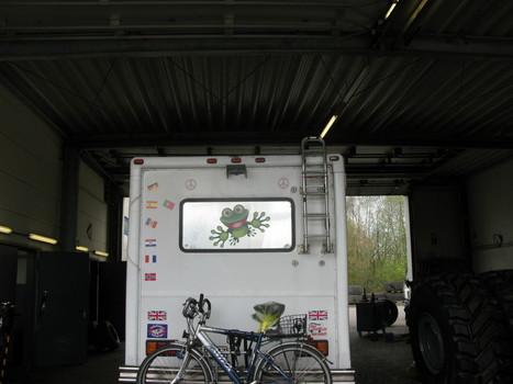 Ist Euch schon mal ein Wohnmobil Reifen um die Ohren geflogen? | Rumtreiber on Tour | Scoop.it