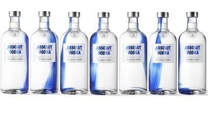 Une goutte de bleu cobalt pour l'Absolut Vodka | Art, marketing, communication et web 2.0 | Scoop.it