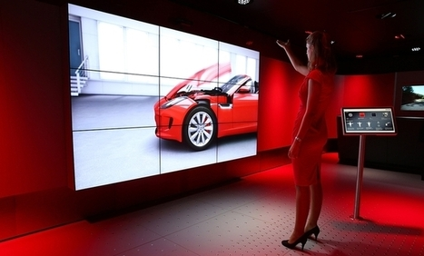 Jaguar personalises in-store customer experience with virtual | Automotive Customer Experience Excellence | Scoop.it