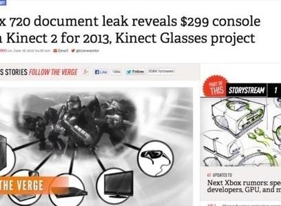 Microsoft rumored to be testing Google Glass-like device - WSB Atlanta | Augmented reality | Scoop.it
