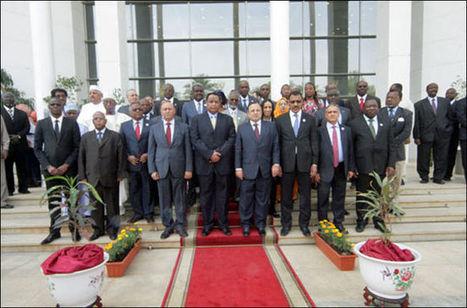 La sécurité au cœur des discussions des dirigeants du Sahel-Sahara | Le Sahel, un espace instable | Scoop.it