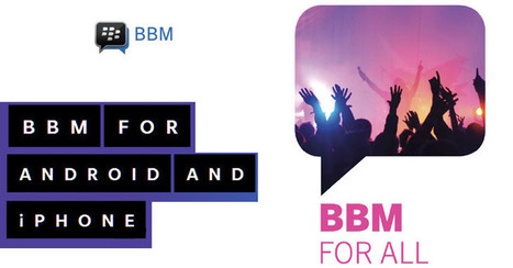 BBM is now on Android and iOS - The Techno Talk | Technology | Scoop.it