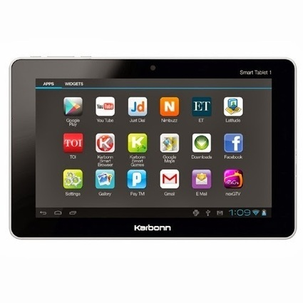 Compare and Buy Karbonn Smart Tab 1 Price and Specifications | Latest Android and Iphone PC Downloads | Scoop.it