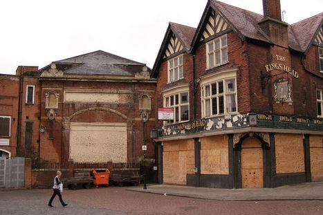 Last Orders Bar Abandoned Pubs Britain | | Modern Ruins, Decay and Urban Exploration | Scoop.it