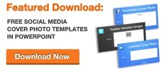 The Ultimate Guide to Social Media Image Dimensions [Infographic] | Google Plus and Social SEO | Scoop.it