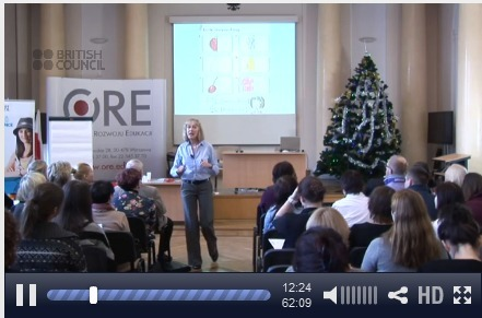 Carol Read: The secret of working with children | Teaching EFL to young learners | Scoop.it