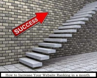 25 Tips to Increase your website Ranking in a month |ThingsYouNeedKnow | Blogging Tutorials for bloggers | Scoop.it