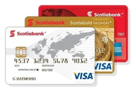 Scotiabank Makes Changes To Credit Card Rewards and Insurance Programs - GreedyRates | Credit Cards | Scoop.it