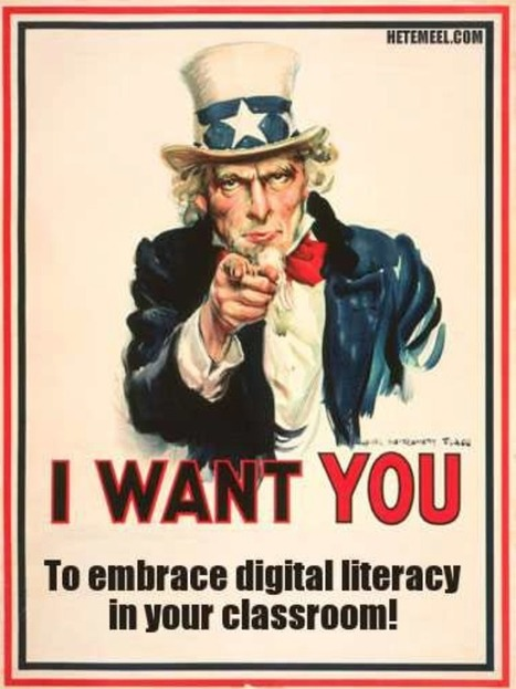 Digital Literacy Is About Power and Privilege | Educational Leadership and Technology | Scoop.it