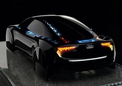 Audi Visions OLED   #Design   Scoop.it