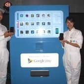 Google launches Android game vending machines via Digital Trends | Digital for smart retail | Scoop.it