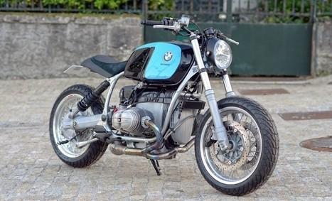 Motorieep R100R | Custom bikes and Specials | Scoop.it