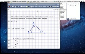 Four Excellent Mac Apps for Note Taking ~ Educational Technology and Mobile Learning | Technology Resources for K-12 Education | Scoop.it