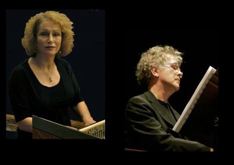 Duo clavecin-orgue à l'Orangerie de Rochemontès et Orgue à Cintegabelle - LA VI(LL)E EN ROSELA VI(LL)E EN ROSE | FOLLE de MUSIQUE | Scoop.it