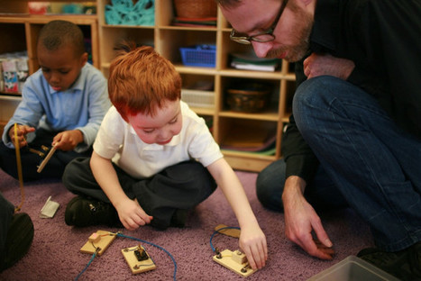 The Maker Movement Finds its Way into Pittsburgh Classrooms | Remake Learning | Tinkering and Innovating in Education | Scoop.it