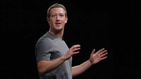 Zuckerberg says Facebook will never be a media company—despite controlling the world's media | WEB SOCIAL LAB | Scoop.it