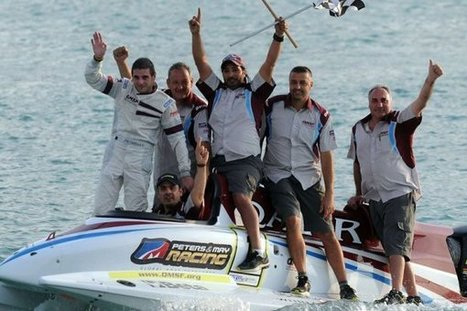 CARELLA RETAINS WORLD F1 CROWN FOR QATAR - Raceboat International | Boat Racing | Scoop.it