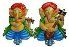 WALL DECORATION LORD GANESHA ANTIQUE (Art No.-30)   Online Shopping   Scoop.it
