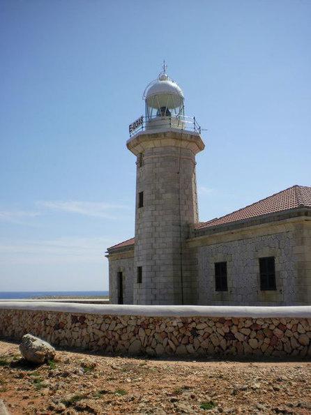 Una ruta en moto indispensable por los 7 faros de Menorca | Fars - Lighthouse | Scoop.it