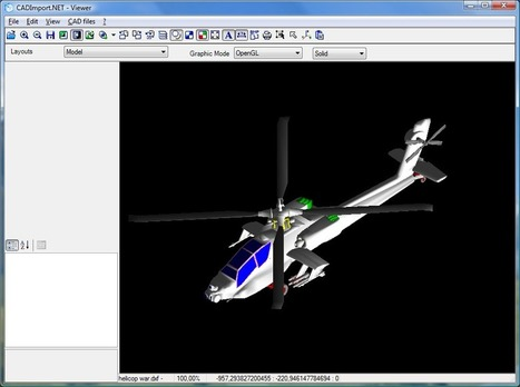 CAD Import .NET 9: DWG 2013 format support | Top CAD Experts updates | Scoop.it
