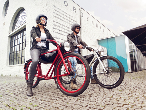 The Retro Electric Moped That's Taking Over Europe | 21st Century Innovative Technologies and Developments as also discoveries, curiosity ( insolite)... | Scoop.it