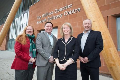 Scotland Health Secretary praises 'world-class' epilepsy centre on visit - Charity Today News | Epilepsy Foundation ScoopIt | Scoop.it