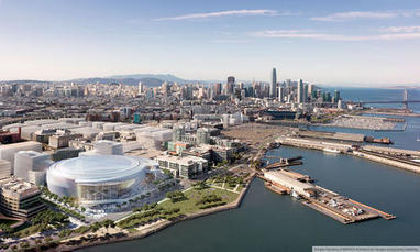 Major S.F. Bayfront Developments Advance Despite Sea Rise Warnings | San Francisco Public Press | Sustain Our Earth | Scoop.it