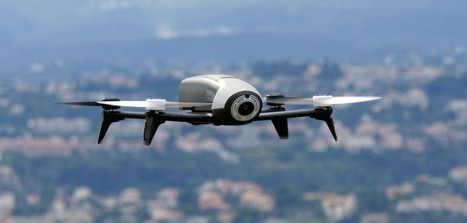 Using Parrot Bebop drone as a real estate 3D mapping solution | Digital REvolution in Real Estate | Scoop.it