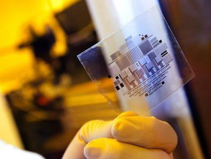 Flexible electronics could transform the way we make and use electronic devices   Post-Sapiens, les êtres technologiques   Scoop.it