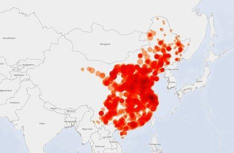 La Chine a installé en 3 mois autant que toute la capacité solaire française | CRAKKS | Scoop.it