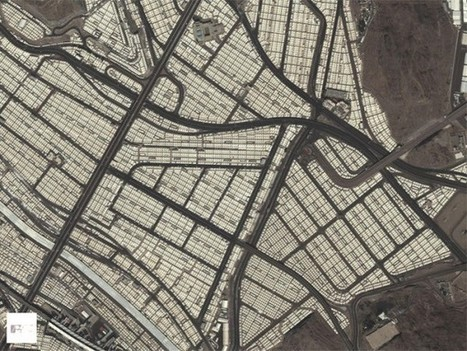 A User-Generated Collection of Google Earth Imagery | visual data | Scoop.it