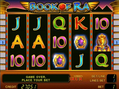 Book of Ra Echtgeld - Why Is It the Better Option? | Book of Ra Slots | Scoop.it