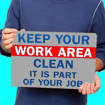 The Value of Keeping a Workplace Clean | Zambiaz Guest Blog | Scoop.it