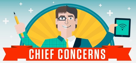 The hot new CxO: Chief Marketing Technology Officer? [infographic ... | NYL - News YOU Like | Scoop.it