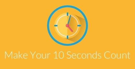 How to Reduce Website Bounce Rate and Make Your First 10 Seconds Count | heartwarming | Scoop.it