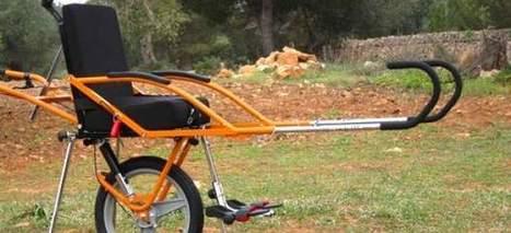 Picos de Europa contará con sillas todoterreno para personas con movilidad reducida - 20minutos.es | LA JOËLETTE EN ESPAÑA - Revista de prensa | Scoop.it