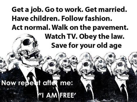 La servitude moderne | Un peu de tout... | Scoop.it