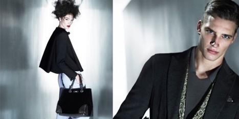Nella Pubblicità di Armani il fascino degli anni '20 - Sfilate | fashion and runway - sfilate e moda | Scoop.it