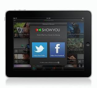 Social Video App Showyou Is New Way To Discover Videos | Con C de Conecta | Scoop.it