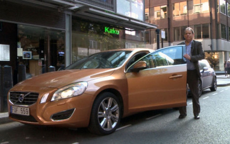 'Driverless' car tested on British roads for first time   The Fuelcard Company Motoring Industry News   Scoop.it