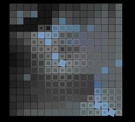 23 Truly Amazing and Unbelievable HTML5 Canvas and Javascript Experiments « Artatm – Creative Art Magazine | love | Scoop.it