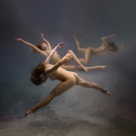 Underwater, les nus picturaux d'Ed Freeman | Graine de Photographe The Blog | Photo 2.0 | Scoop.it