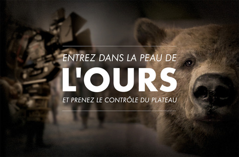 Canal+ l'Ours | New Marketing | Scoop.it