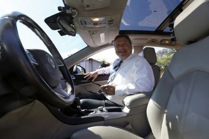 On The Road To The Self-Driving Car | Autonomous Vehicle Impacts | Scoop.it