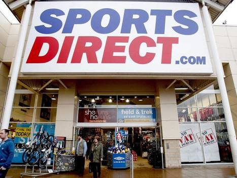 Legal challenge to zero hours contracts launched against Sports Direct | Awesome ReScoops | Scoop.it