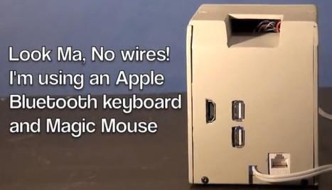 Pi powers mini Macintosh Computer | Raspberry Pi | Raspberry Pi | Scoop.it